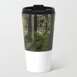 back of the monroe bayou Metal Travel Mug