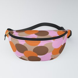 Abstraction_DOTS_COLOR Fanny Pack