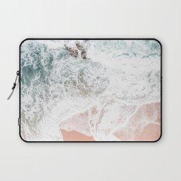 Sands of Coral Haze Laptop Sleeve