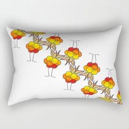 Cloudberry Rectangular Pillow