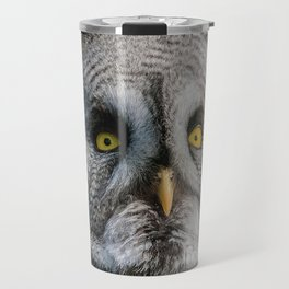 GREY OWL Travel Mug