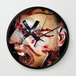 More Pain Wall Clock