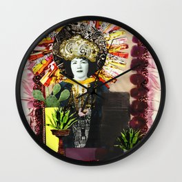 Remedies for Re(membering) Series Wall Clock