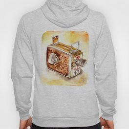 Vintage gadget series: Kodak Brownie 8mm Movie Camera (1956) Hoody