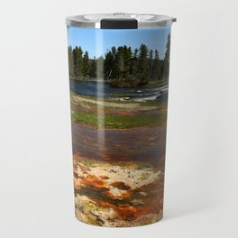Firehole River Colors Travel Mug