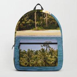 Paradise Island Backpack