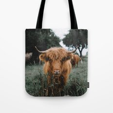 Highlander  Tote Bag