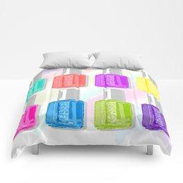 Essie Colors Comforters