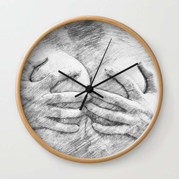 Covering Up Wall Clock
