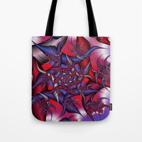 war Tote Bags featuring war by Christy Leigh