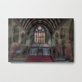 St Davids Church Metal Print