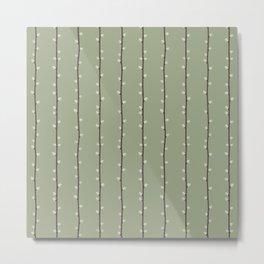 Salix Metal Print