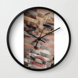 s-he Wall Clock