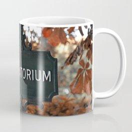 Crematorium Coffee Mug