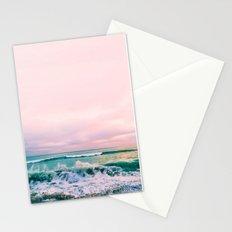 beach sunset photo Stationery Cards