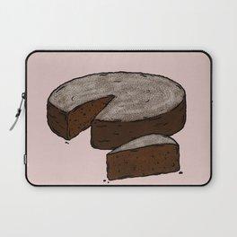 W is for Wacky Cake Laptop Sleeve
