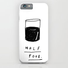 HALF FOOL Slim Case iPhone 6s