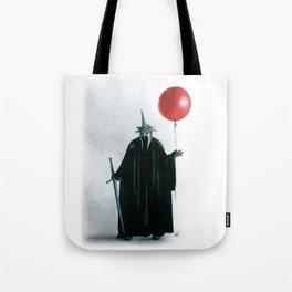 Want A Balloon? Tote Bag