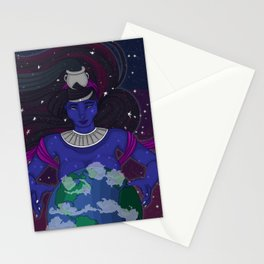Mistress of the Heavens Stationery Cards