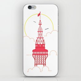 The Blackpool Tower iPhone Skin