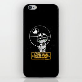 A POWERFUL ALLY iPhone Skin