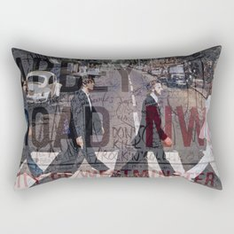 Abbey Road Rectangular Pillow