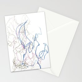 Nonsensical Scribbles Stationery Cards