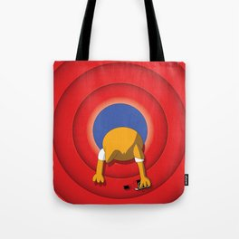 Kenny the Cat (Alternate Version) Tote Bag
