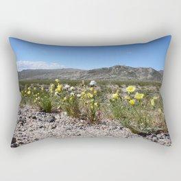 Desert Wildflowers Rectangular Pillow