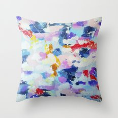 Abstract pattern 2 Throw Pillow