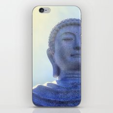 Meditating Buddha iPhone & iPod Skin