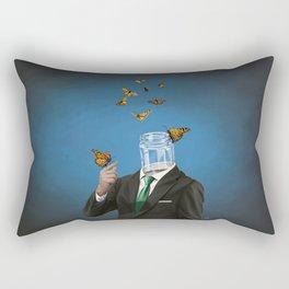 Jar Rectangular Pillow