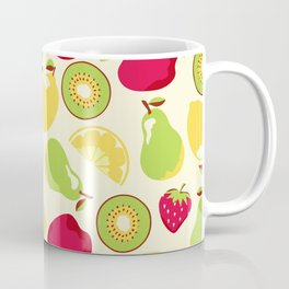 Amazing Fruit Art Coffee Mug