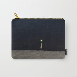 Green Gatsby Carry-All Pouch