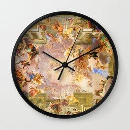 Sant'Ignazio di Loyola in Rome Wall Clock