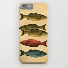 One fish Two fish... iPhone 6s Slim Case