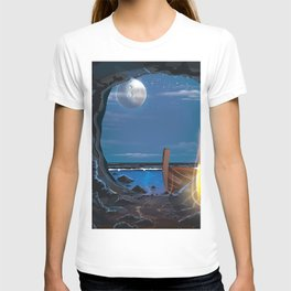Smugglers Cave T-shirt