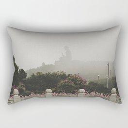 Tian Tan Buddha Rectangular Pillow
