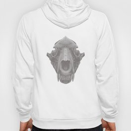 Grizzly Skull Hoody