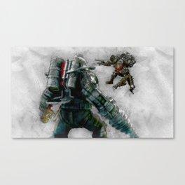 BioShock 4 Canvas Print