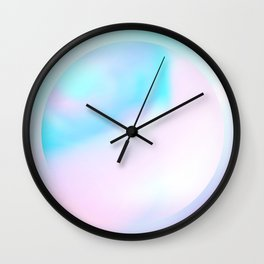 Soft World Wall Clock