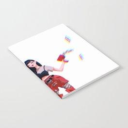 Red Velvet Seulgi Notebook