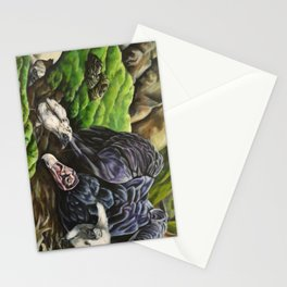 Uprooted (part 3) Stationery Cards