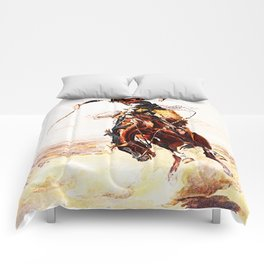 A Bad Hoss Comforters