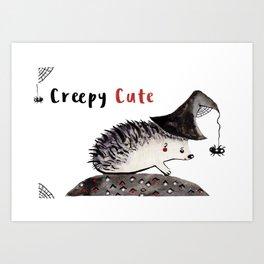 Creepy Cute Art Print