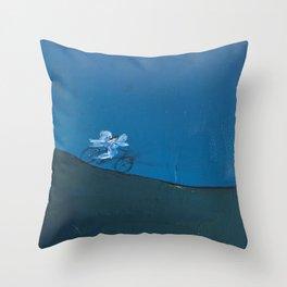 Look, No Hands! Throw Pillow