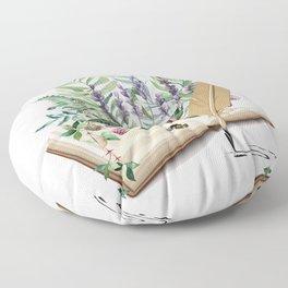 Book Floor Pillow
