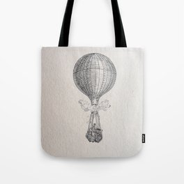 Hot air Ballon Tote Bag