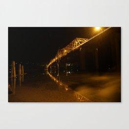 Nelson Bridge Canvas Print