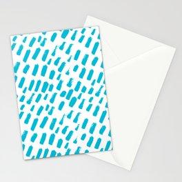 Dashing Darling - Aqua Stationery Cards